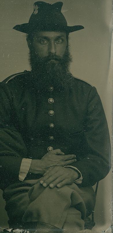 Photo of Guy William Gane III provided by Mr. Gane.