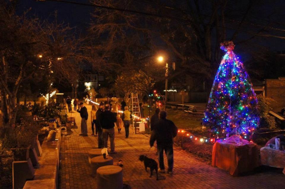 Scuffletown Park Grand Illumination